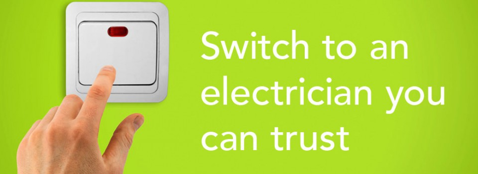 An electrician you can trust